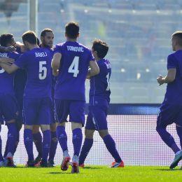 PAGELLE. Fiorentina-Frosinone 4-1: Rebic-Mario Suarez al top