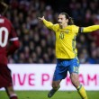 VIDEO YOUTUBE. Ibrahimovic qualifica Svezia ad Euro 2016