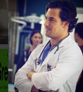 Grey's Anatomy, chi è Giacomo Gianniotti (Andrew De Luca)