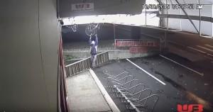 VIDEO YOUTUBE. Ladro biciclette maldestro? Ecco il peggiore