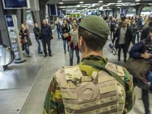 Bruxelles, allarme attentati: alzato livello di allerta