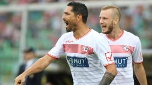 Genoa-Carpi 1-2, highlights-pagelle