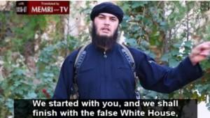 Nuovo VIDEO Isis Casa Bianca, autobombe, kamikaze