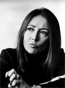 "Attentati Isis Parigi: ""profezia"" di Oriana Fallaci"