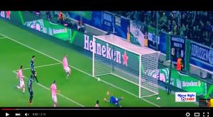 YOUTUBE. Borussia Monchengladbach-Juventus 1-1 highlights
