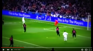 VIDEO YOUTUBE. Real Madrid-PSG 1-0 highlights