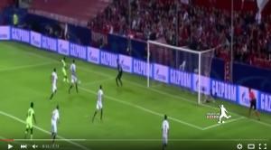 VIDEO YOUTUBE. Siviglia-Manchester City 1-3 highlights