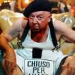 La ricetta di Paolo Villaggio per far vendere i giornali...