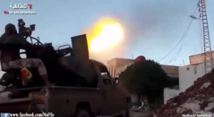 VIDEO Jet russo contro mitra Isis. Vince....