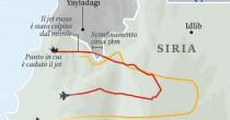 Video e pilota smentiscono versione turca Jet non sconfinò