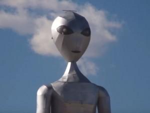 YOUTUBE Alieni, ecco l'autostrada degli extraterrestri