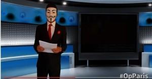 Anonymous: nessun allarme attentati Isis oggi. In Italia...