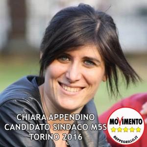 Torino M5S, Chiara Appendino vince primarie sindaco
