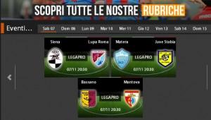 Bassano-Mantova: streaming diretta live Sportube, ecco come vederla