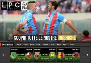 Bassano-Pro Piacenza: streaming diretta Sportube su Blitz, ecco come vederla