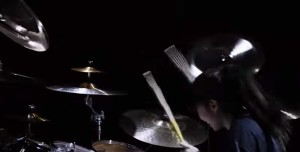 YOUTUBE Senri Kawaguchi fenomeno della batteria a 18 anni