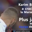 """Benzema ha sputato durante Marsigliese"": lo accusa deputata"