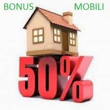 Bonus mobili: raddoppia tetto spesa, 16mila euro (era 8mila)