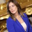 """Maria Elena Boschi con un pallavolista serbo"". Lo dice..."