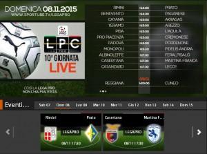 Casertana-Martina: streaming Sportube diretta live, ecco come vederla