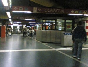 Metro Roma, psicosi bomba: chiusa Cornelia, Torre Gaia ok