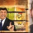 Maurizio Crozza imita Renzi e sfotte Ignazio Marino