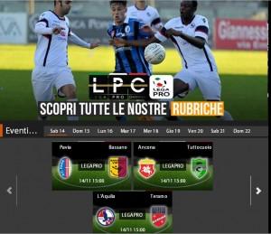 Cuneo-Pro Piacenza: streaming diretta live Sportube, ecco come vederla