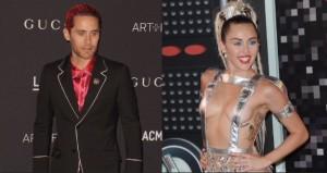 Miley Cyrus, Jared Leto: da amicizia a storia d'amore