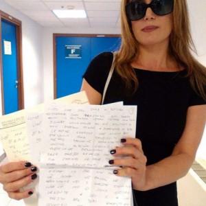 Patrizia D'Addario tenta suicidio con 40 pasticche