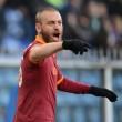 Calcio: Roma; ematoma per De Rossi, no lesioni per Florenzi