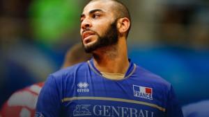 Earvin N'Gapth, atleta francese, pirata strada a Modena