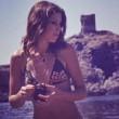 Elisabetta Canalis è tutta sua madre: confronto su Instagram