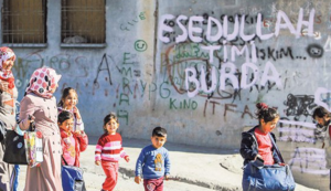 Esedullah, milizie turche anti-Assad identiche a Isis