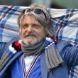 """Massimo Ferrero contro Maurizio Sarri: """"Sei una delusione"""""""