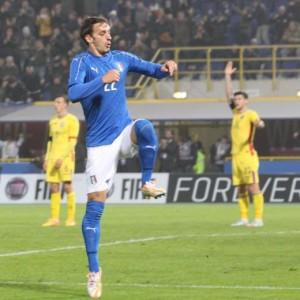 Highlights, Italia-Romania 2-2: Marchisio-Gabbiadini gol