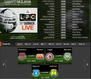 Foggia-Monopoli: streaming Sportube in diretta live su Blitz, ecco come vederla