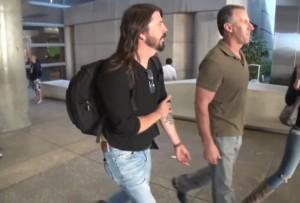 Foo Fighters tornano a Los Angeles VIDEO: tour annullato
