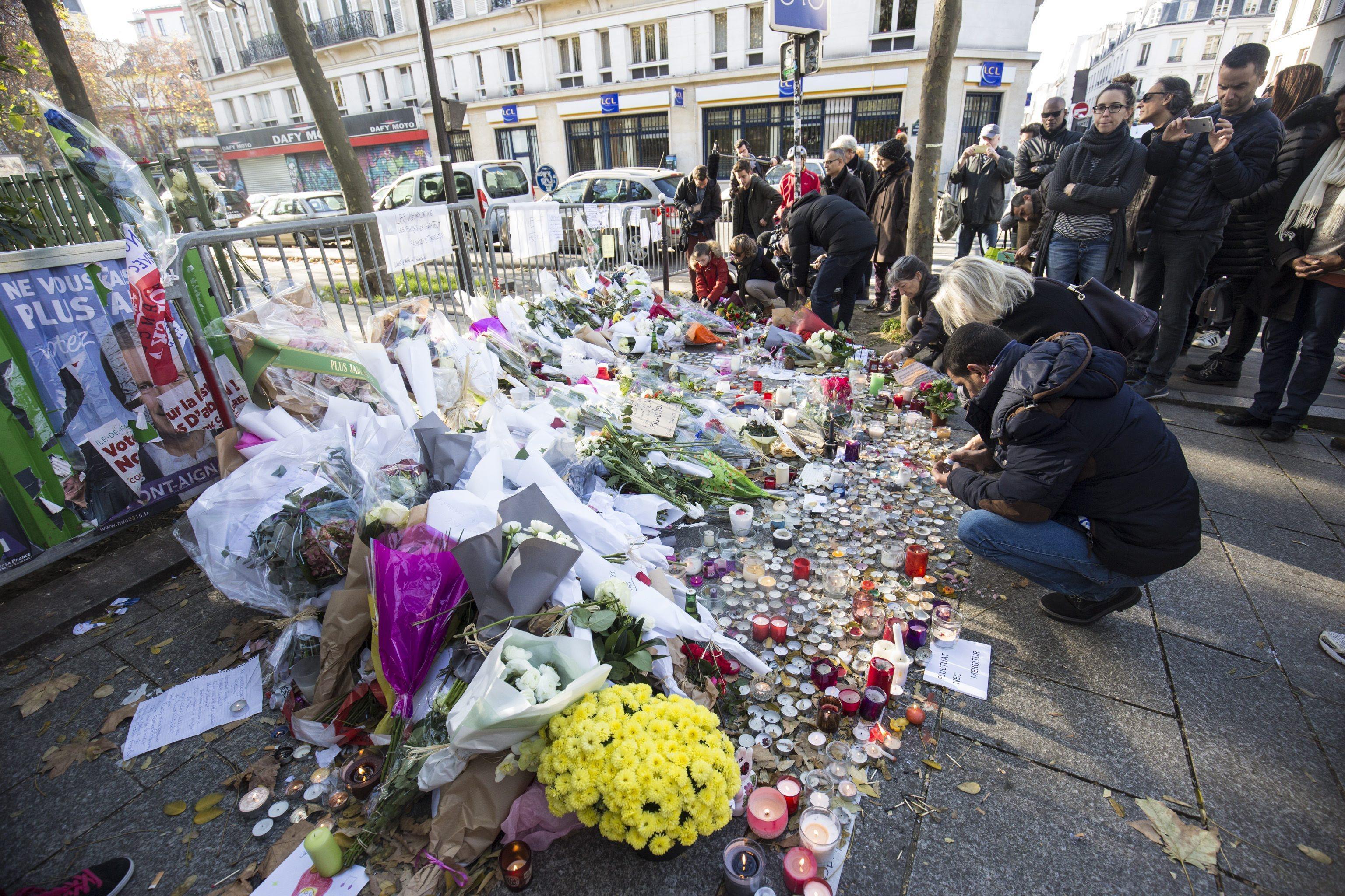 Attentati isis parigi ordine califfo iraq avvert francia - Agenzie immobiliari francia ...
