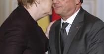 Hollande chiede aiuto a Merkel Lei spedisce soldati in Mali