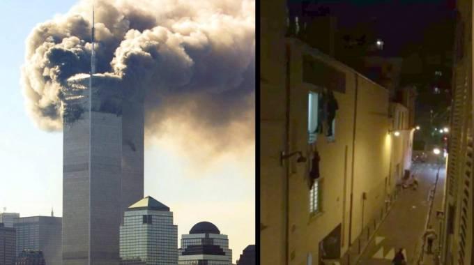 """""""Sono sopravvissuto all'11 settembre e al Bataclan"""""""