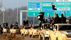 Isis a Roma: raccordo, buche, Lotito... l'ironia dei romani