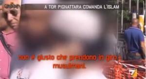 """Roma, bambino islamico: """"Uccidere per Allah è giusto"""" VIDEO"""