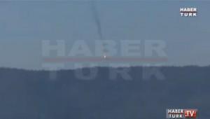 Guarda la versione ingrandita di Il jet russo abbattuto