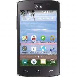 LG TracFone, lo smartphone da 9 euro