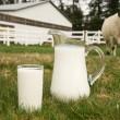 Latte, gli allevatori ottengono 3,1 centesimi al litro