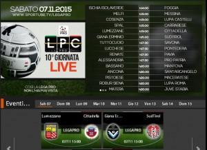 Lumezzane-Cittadella: streaming diretta live Sportube, ecco come vederla