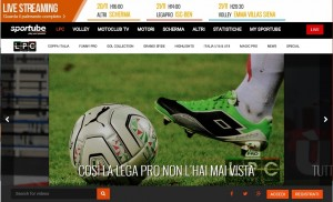 Lumezzane-Südtirol: streaming diretta live Sportube, ecco come vederla