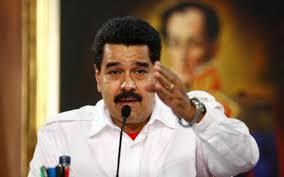 Guarda la versione ingrandita di NIcolas Maduro