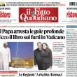 """Marco Travaglio sul Fatto Quotidiano: """"L'altrovecrazia"""""""