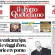 L'editoriale di Marco Travaglio
